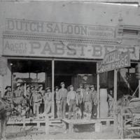 Dutch Saloon