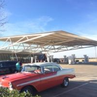 Pop's Store & Car - Arcadia