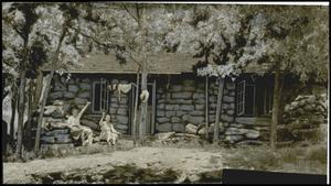 Cabin in Cookson Hills 1939.jpg