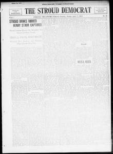 The Stroud Democrat (Stroud, Okla.), Vol. 5, No. 27, Ed.jpg